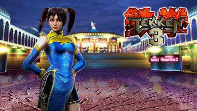 تحميل لعبة Tekken 3