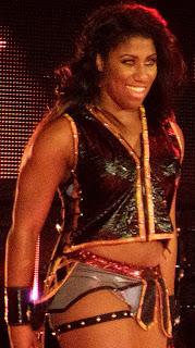 NXT Women's Superstar Wrestler Athena Adrienne Reese