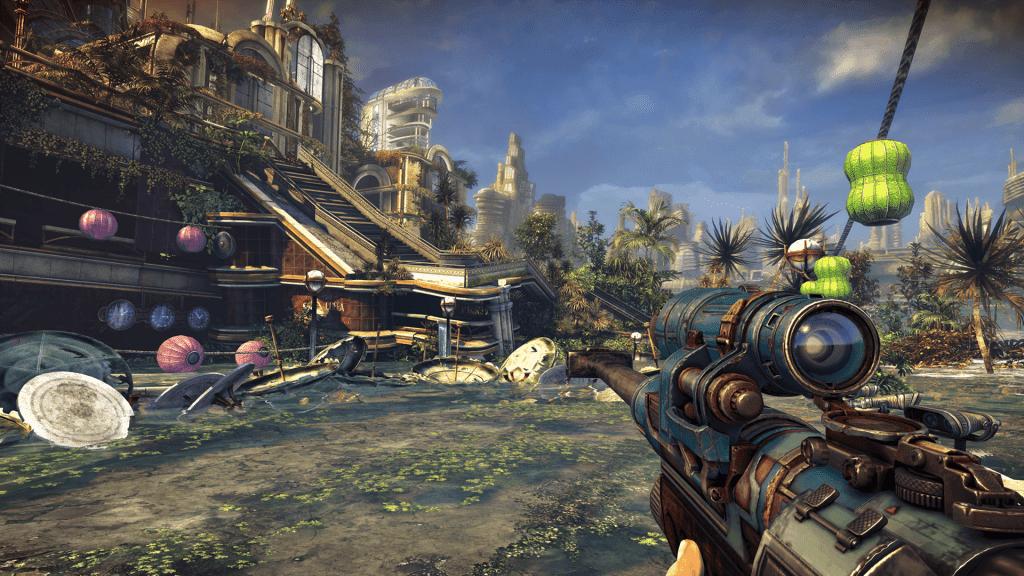 Bulletstorm Offline Full - Game bắn súng siêu đỉnh
