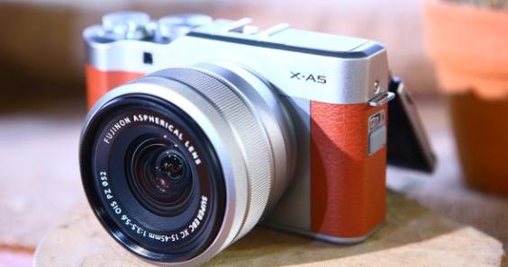 Keunggulan Fujifilm X-A5
