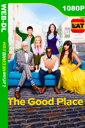 The Good Place (Serie de TV) Temporada S04E04 (2019) Latino HD WEB-DL 1080P ()