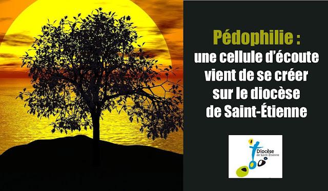 Pédophilie le diocèse de Saint-Etienne ouvre une cellule d'accueil