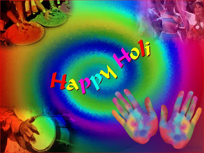 Happy Holi Pictures 2017