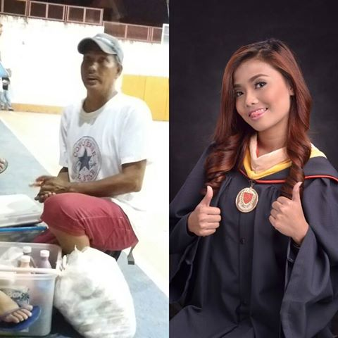 Woman Who Graduated As A Dean's Lister Posted A Heart-Felt Message For Her Hardworking Parents