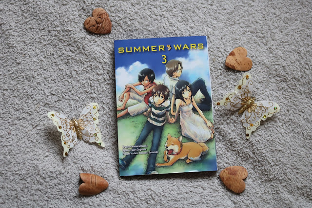 Mamoru Hosoda, Iqura Sugimoto, Yoshiyuki Sadamoto - Summer Wars t.3
