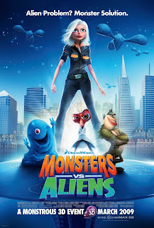 Monstri contra Extraterestri Monsters vs Aliens Desene Animate Online Dublate si Subtitrate in Limba Romana