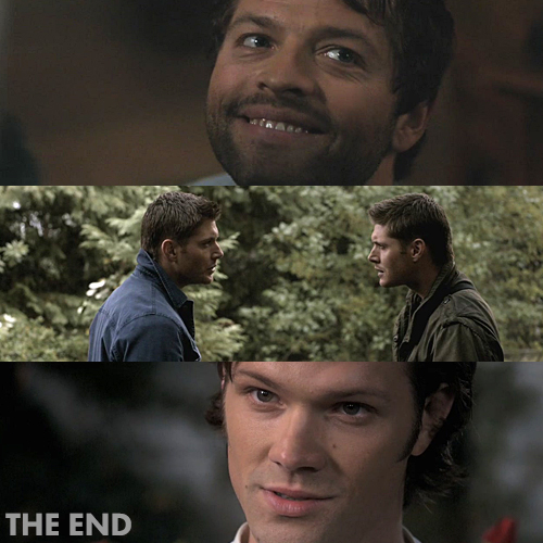 Supernatural 5x04 - The End