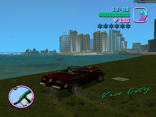 لعبة GTA Vice City