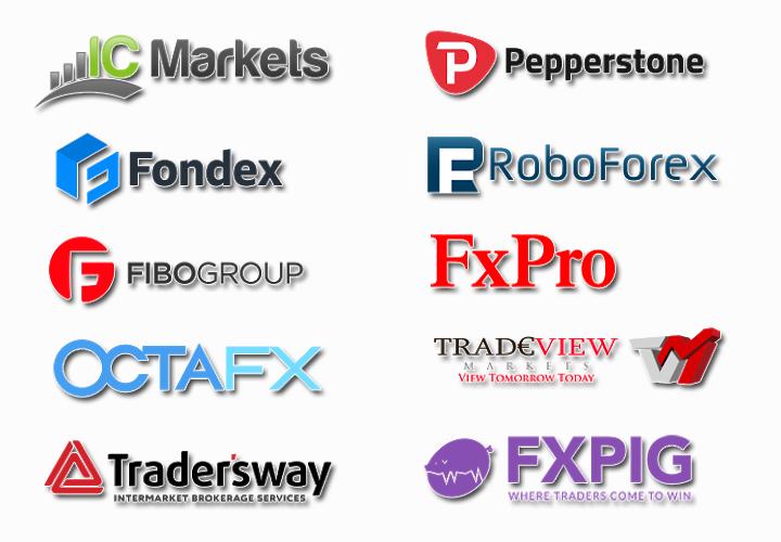Top 10 best cTrader Forex Brokers