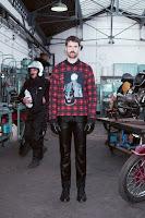 Givenchy Pre-Fall Menswear 2013