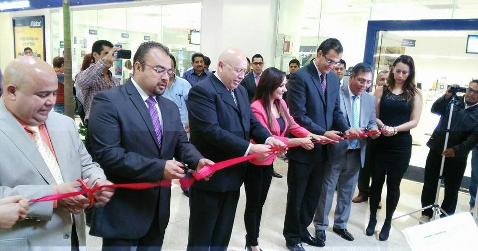 El Mexiquense Hoy Inauguran Módulo Electrónico De
