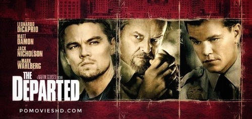 The Departed (2006) English BluRay 480p & 720p GDrive Download |500MB & 1GB