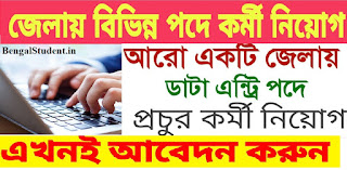 Data Entry Operator Recruitment 2019 - 2019 - Apply Now