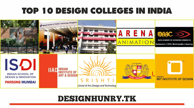 Top 10 Design Colleges in India | Course Details