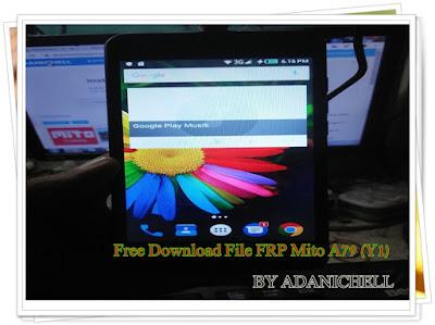 Free Download File FRP Mito A79 (Y1)