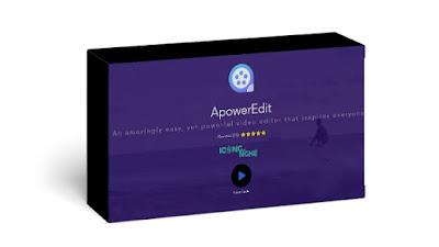 تحميل برنامج Apowersoft ApowerEdit كامل مع التفعيل