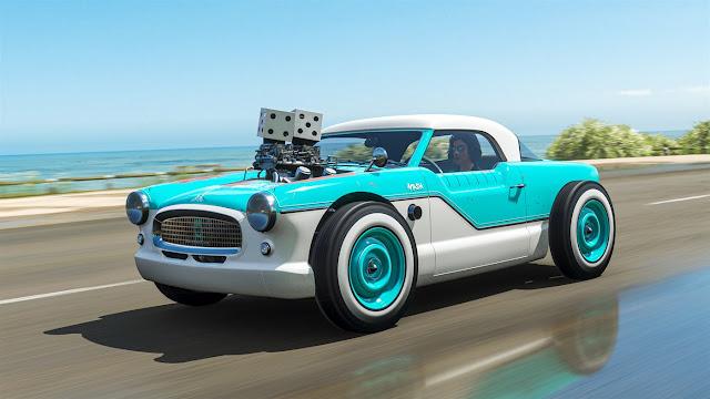 The 1957 Nash Metropolitan Custom (THE NASH™)