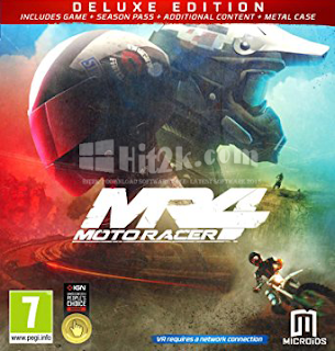 Moto Racer 4 PC Game Full Version