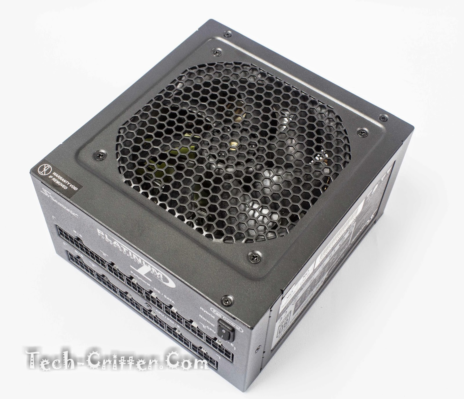 Unboxing & Overview: Seasonic Platinum Series 860W Power Supply Unit 60
