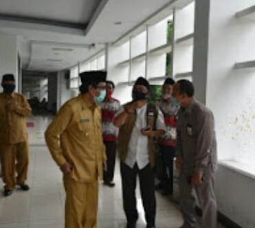 Audensi Bersama Plt Bupati Kyai Mukid ,FKUB Kabupaten Jember ,Toko Agama Harus Ajarkan Anak Anak Untuk Hidup Rukun.