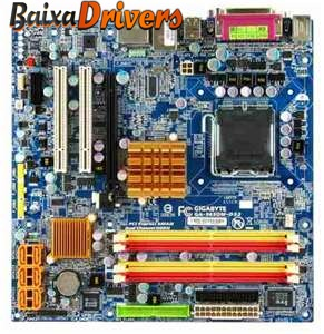 Gigabyte placa mae download