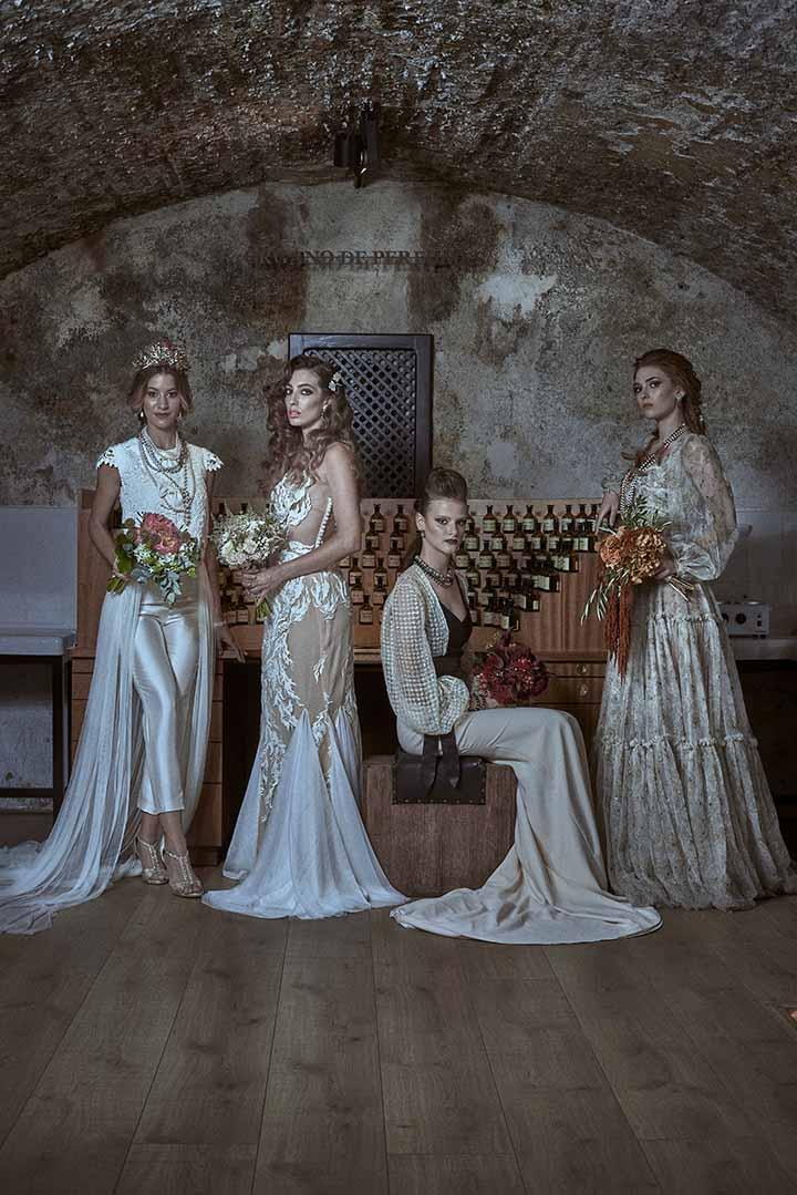 peinados de novias modernos 2020
