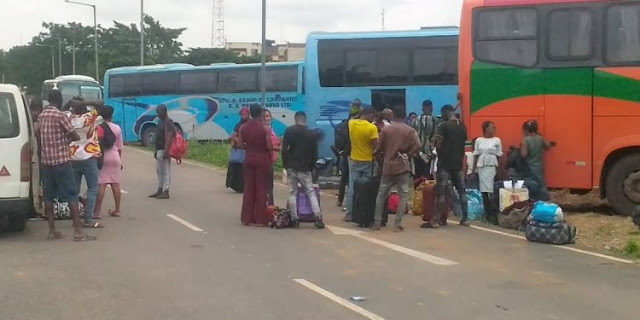 COVID-19: 150 arrested, 10 luxury buses impounded for violating interstates restriction