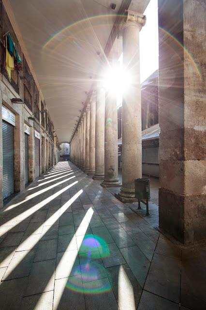 Pressi di plaça Ajuntament-Barcellona