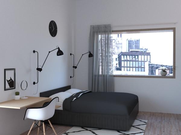 Contoh desain interior kamar dari Jogja Desain Interior