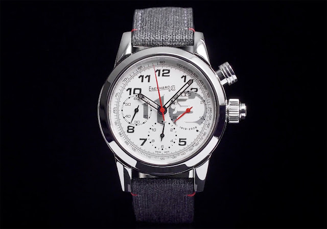 Eberhard 110th Alfa Romeo Anniversary Limited Edition