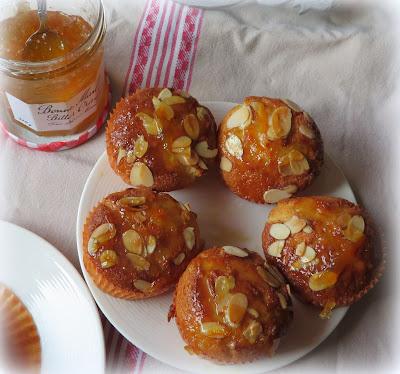 Orange & Almond Muffins
