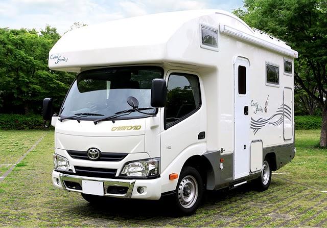 Tokyo cheap RV rental