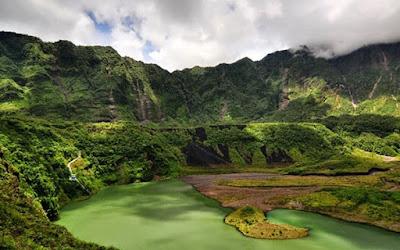 Sejarah Gunung Galunggung : Dari Meletus Hingga Menjadi Obyek Wisata