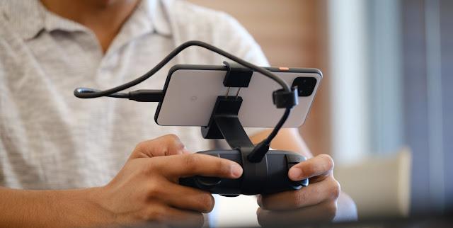 Google Stadia: تشغيل الألعاب القوية على الأجهزة الضعيفة