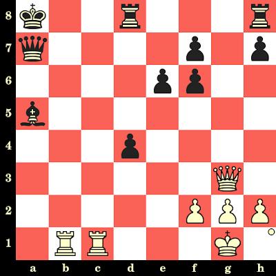 Les Blancs jouent et matent en 4 coups - Angel Espinosa Aranda vs Denis Kovalev, Internet, 2020