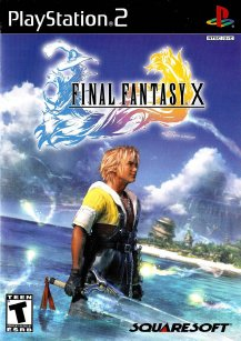 Final Fantasy X PS2 ISO