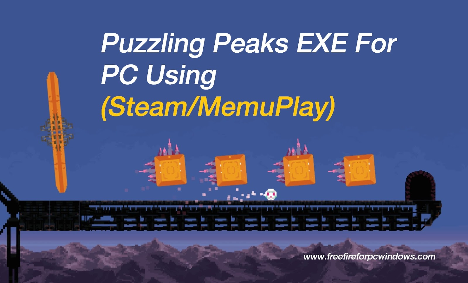 Puzzling Peaks EXE For PC