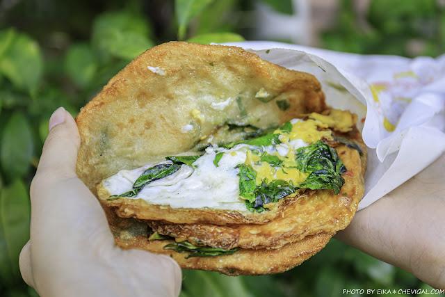 MG 1213 - 梅亭街蔥油餅,巷弄間的隱藏版蔥油餅,每天只營業三個半小時,人氣品項晚來吃不到!