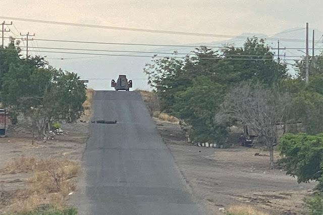 El CJNG gana en Aguililla y se apodera, van rumbo a Tepalcatepec y Buenavista bastión de Los Viagras y El Abuelo Farías