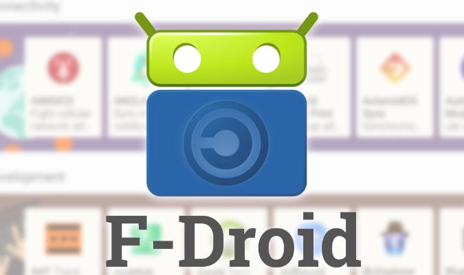 Alamat Download Game Android Terbaik - F-Droid