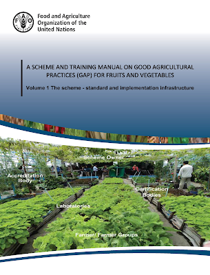 [EBOOK] A SCHEME AND TRAINING MANUAL ON GOOD AGRICULTURAL PRACTICES (GAP) FOR FRUITS AND VEGETABLES