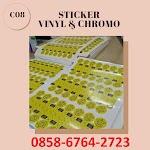 085867642723 Cetak Sticker Vinyl dan Chromo di Magelang-Yogyakarta