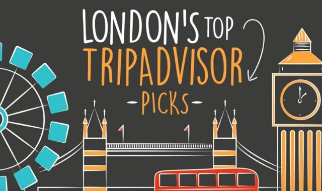 London's Best Hotels and Spots, According to Tripadvisor