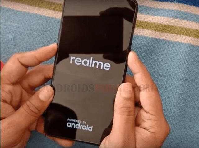 Cara Mengaktifkan Kunci Pola Realme C1 & Realme C2