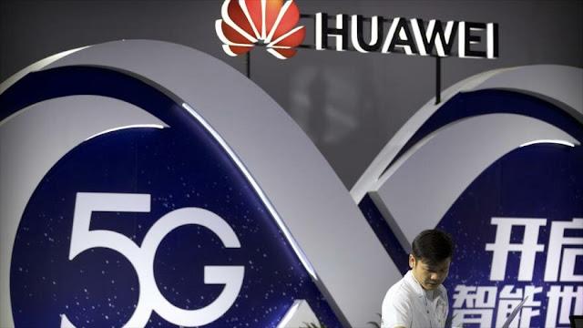 China sancionará a La India si baila al son de EEUU contra Huawei