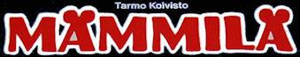 Tarmo Koiviston MÄMMILÄ -kirjojen ja sarjakuvien logo.