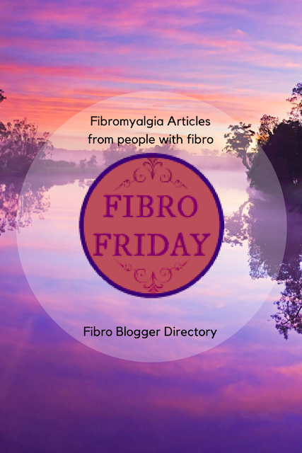 Fibro Friday week 169