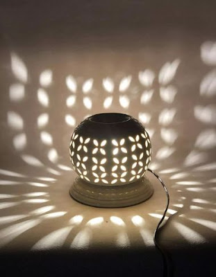 Idee decorative tradizionali di Diwali
