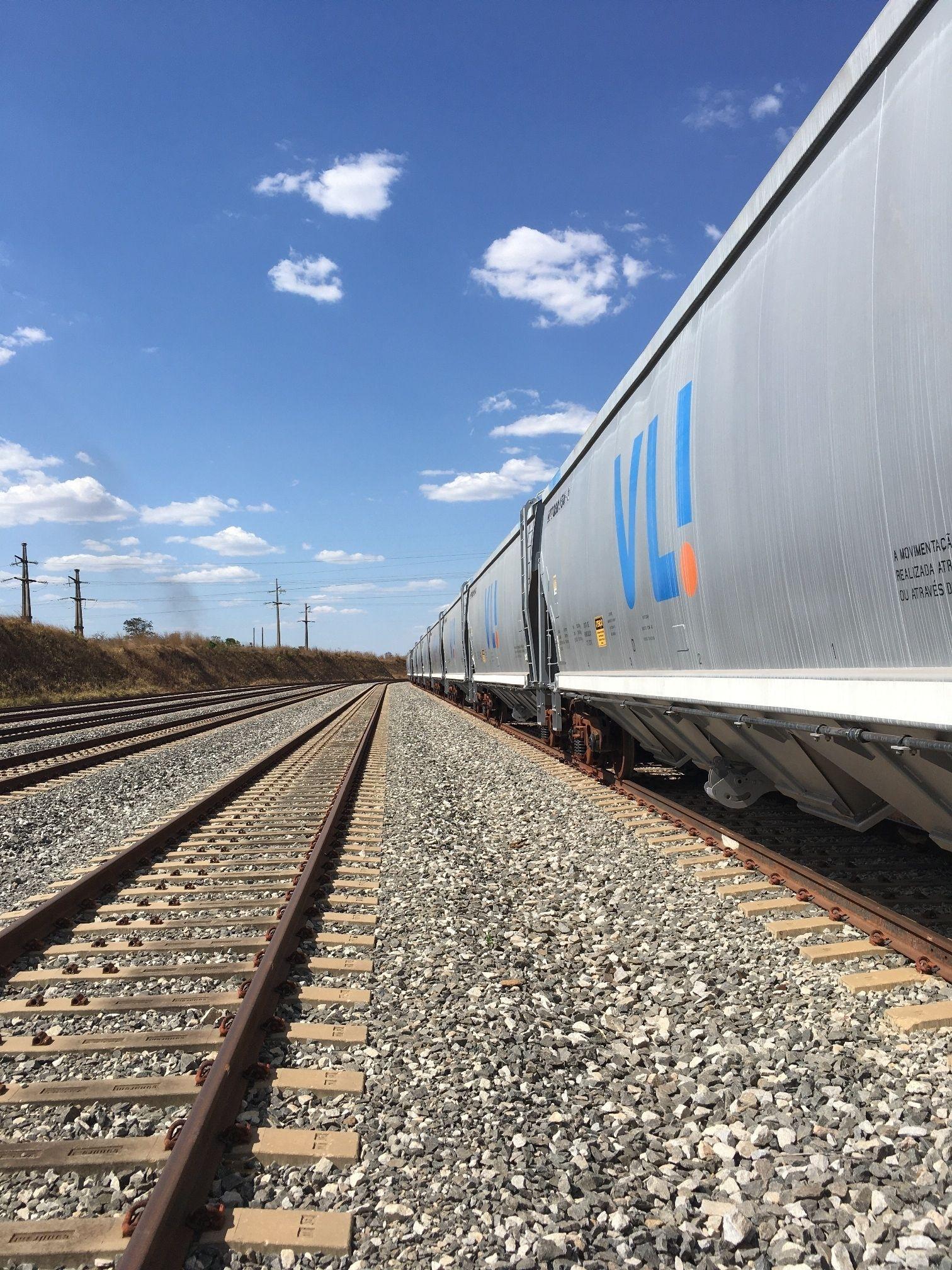 Ferrovia norte-sul ganha mais eficiência na operação