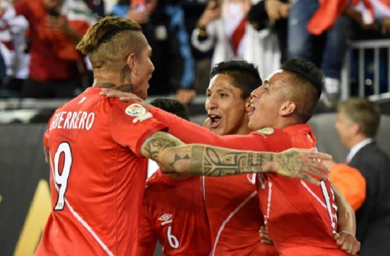Perú y las veces que derrotó a Brasil en la historia de Copa América